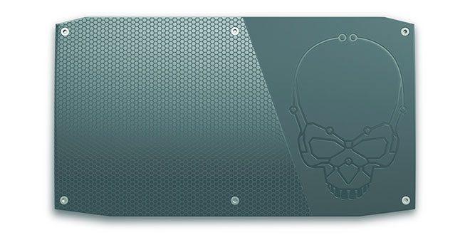 Intel Skull Canyon NUC con processore Skylake