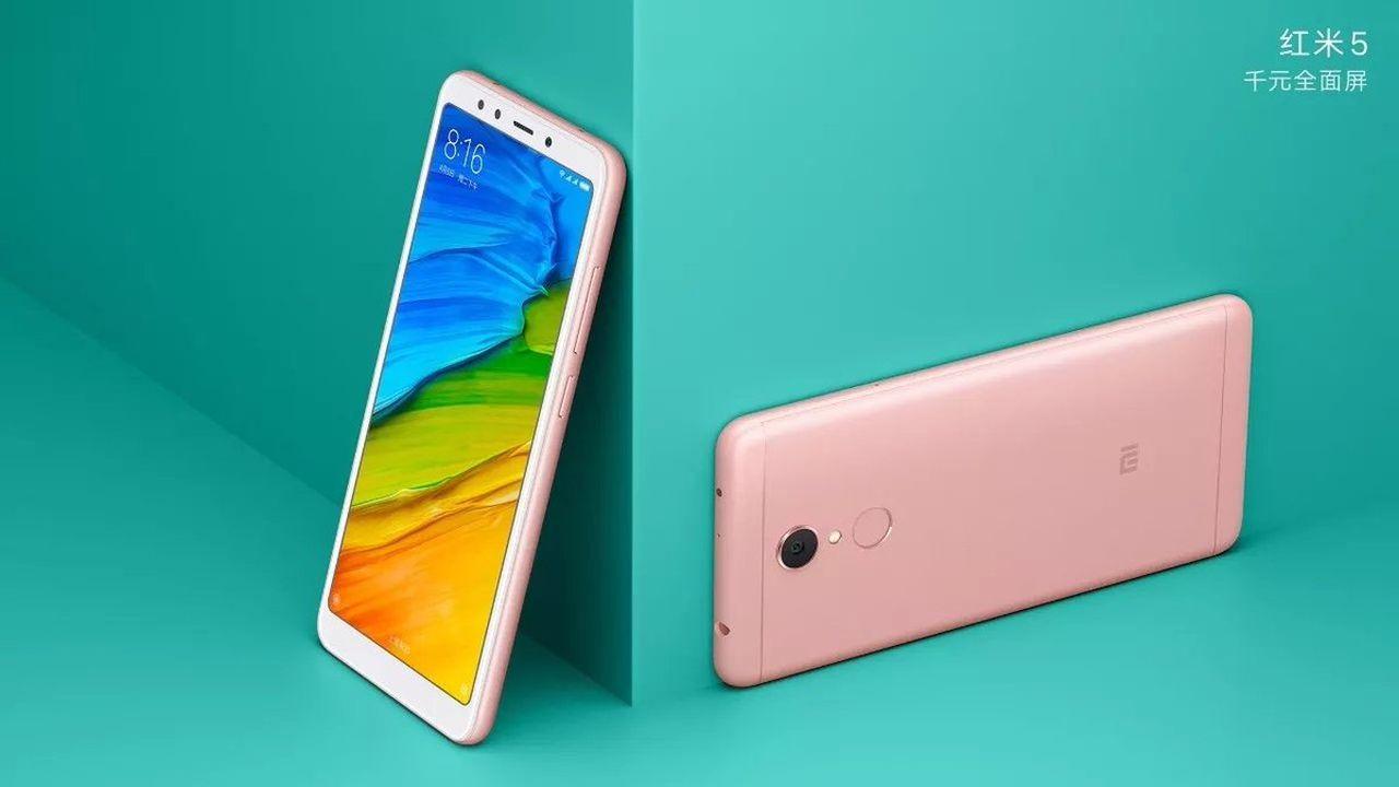 Xiaomi Redmi 5 e 5 Plus